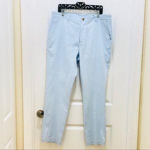 Vineyard Vines Slim Fit Breaker Pants 36x32
